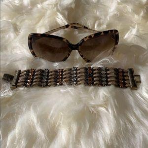 Bundle pack Sunglasses & Braclet